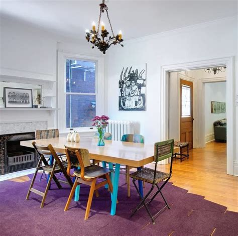 purple dining room ideas purple dining room ideas to attract your family members attention homesfeed