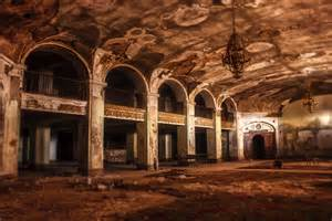 The abandoned and haunted 14 story baker hotel in texas