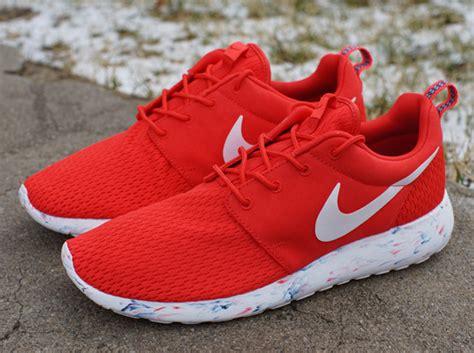 Nike Roshe Run Chalengge nike roshe run quot marble quot challenge sneakernews
