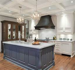 Kitchen Island Color Ideas Transitional Kitchen Renovation Home Bunch Interior Design Ideas