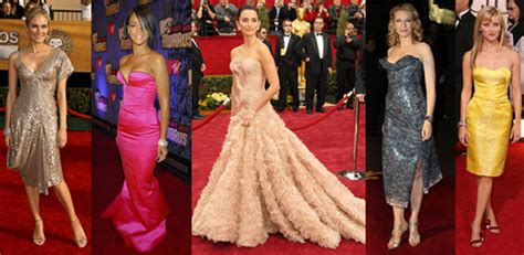 What Is The Best New Trend Of 2007 by Who Has The Best Carpet Style Of 2007 Popsugar Fashion
