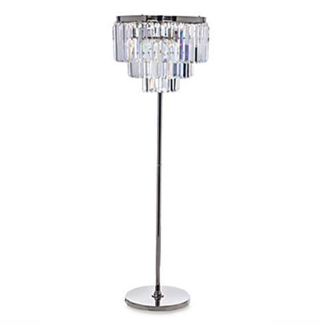 Candelabra Home Decor luxe crystal floor lamp z gallerie