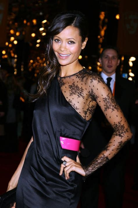 More Pics From Karl Lagerfelds Minogue Thandie Newton And Co by 164 Best Then There Was Thandie Images On