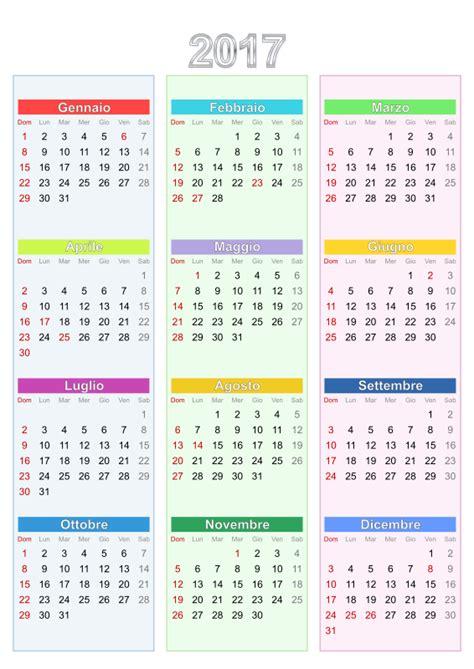 Calendario 2017 Office Clipart Calendario 2017