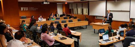 Florida International Mba Ranking by Florida International College Of Business