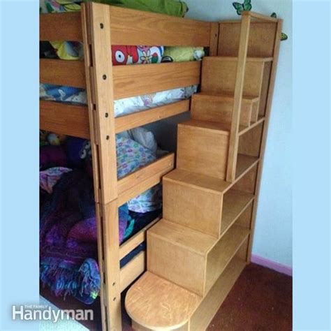 loft bed with storage steps the 25 best storage bunk beds ideas on pinterest bunk