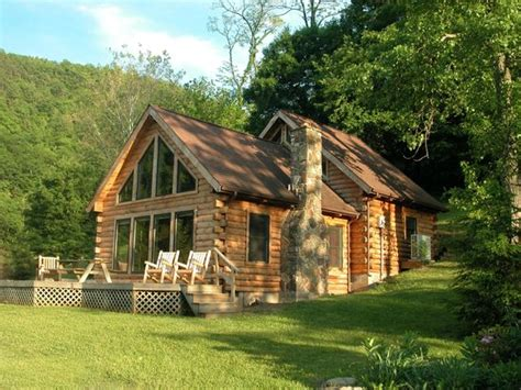 cabins and cottages book harman s luxury log cabins west virginia cottage