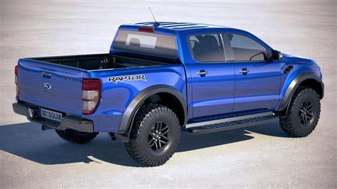 2019 Ford Ranger Raptor by Ford Ranger Raptor 2019