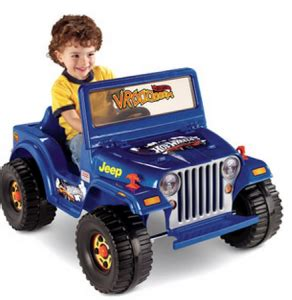 Fisher Price Jeep Fisher Price Power Wheels Ride On Jeep Only 59 40