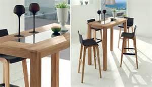 table haute pour cuisine table et chaise haute pour cuisine