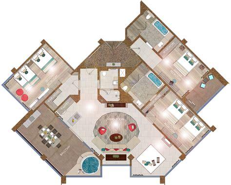 mirage hotel room layout bali 3 bedroom ocean view apartment at grand mirage resort