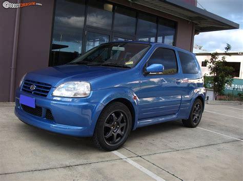 2003 Suzuki Ignis 2003 Suzuki Ignis Sport Boostcruising
