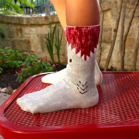 diy socks tutorial diy shark socks 187 dollar store crafts