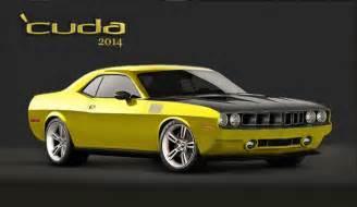 Chrysler Cuda 2014 Moved