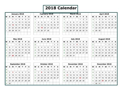 microsoft word 2018 monthly calendar template 2018 calendar template word