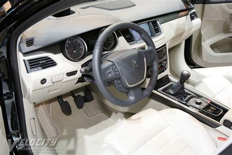 peugeot 508 interior peugeot 508 2014 interior
