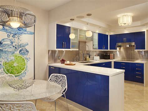 kitchen cabinet color trends 2014 21 lindas cozinhas para quem adora azul limaonagua