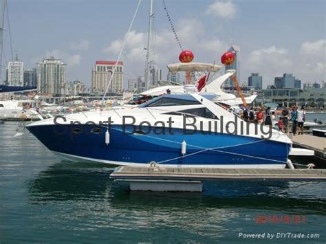 chinese boat manufacturers ht350 luxury yacht spirit35 sport boat china