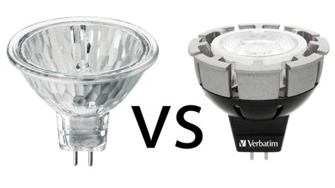 Lu Halogen led landscape lighting led vs halogen lighting