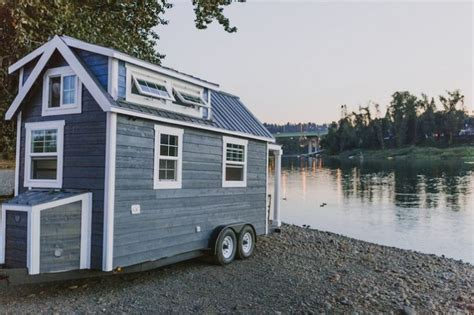 Tiny House On Wheels by Live A Big In A Tiny House On Wheels