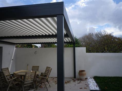 Pergola Alu Lames Orientables 2729 pergola aluminium lames orientables