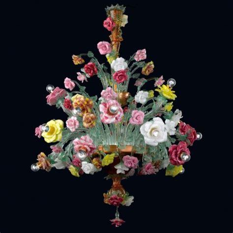 murano glass chandeliers quot beatrice quot murano glass chandelier murano glass chandeliers
