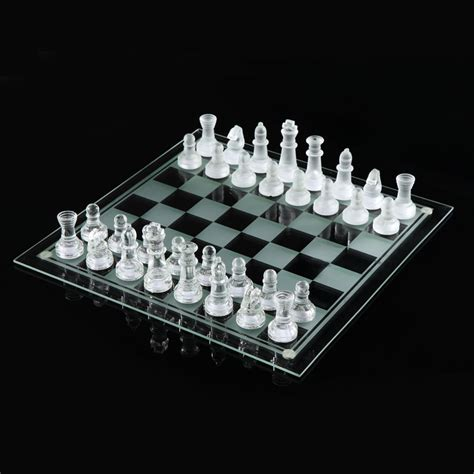 glass chess boards compare prices on glass chess board online shopping buy