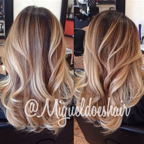 Hairstyle Balayage by Top 30 Balayage Hairstyles To Give You A Completely New
