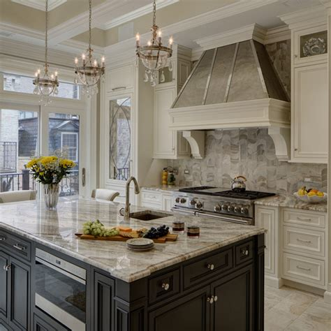 how to create the traditional kitchen
