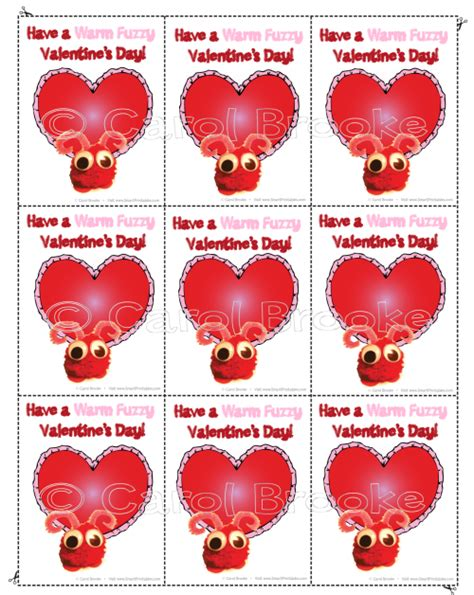 valentines for classmates valentine s day cards for students smart printables