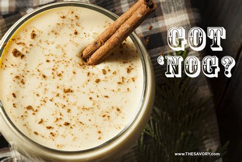 7 Foods To Make With Eggnog by 7 Ways To Spiked Eggnog Obsev