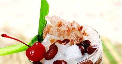 cara membuat bendera merah putih dari stick es krim ice resep es kacang merah resep masakan ta berbagi cita