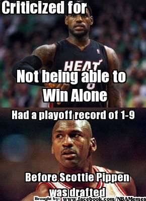 Lebron Jordan Meme - lebron james vs michael jordan cold beer here