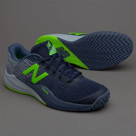 Harga Sepatu Tenis New Balance Original sepatu tenis new balance original 996 v3 blue lime