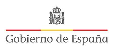 ley 14078 ministerio de gobierno logotipo para el gobierno de espa 241 a edici 243 n impresa el