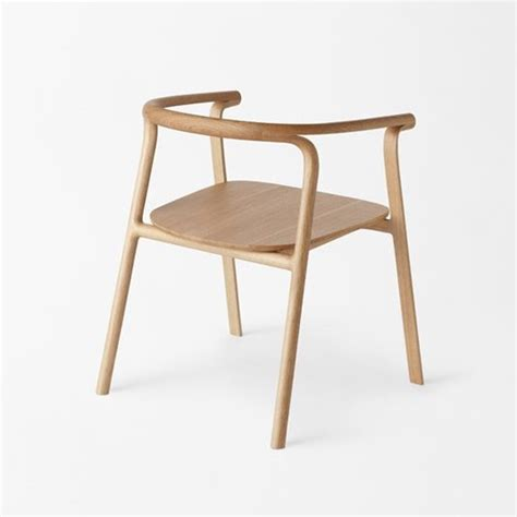 recliner wooden chair wooden chair furniture from nendo