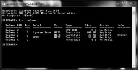 cara format flash disk command prompt cara format flashdisk dengan command prompt cmd ilmu