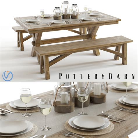 pottery barn toscana bench pottery barn toscana table benches