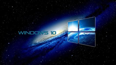 hd wallpaper for windows 10 1366x768 free download reflecting space windows 10 wallpaper windows 10 logo