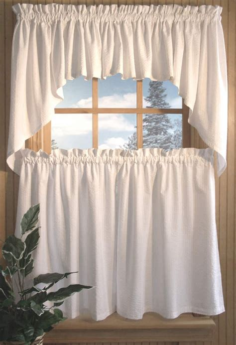 Tier Curtains 36 Inch Home Design Ideas Be Creative 36 Kitchen Curtains