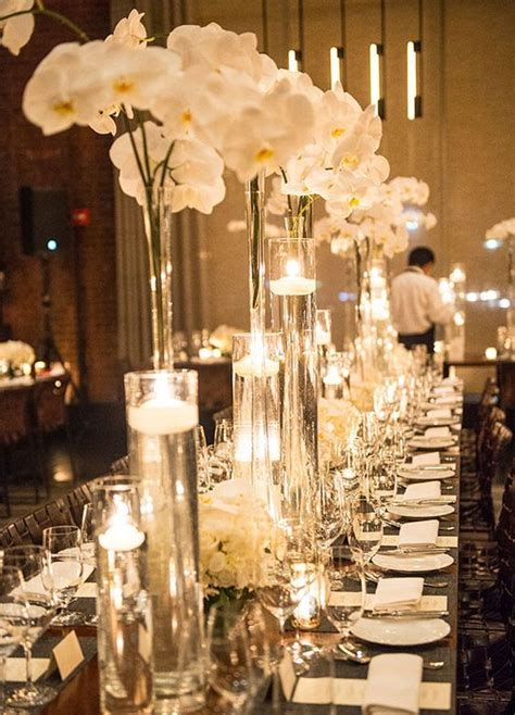 wedding centerpieces tables best 25 orchid wedding centerpieces ideas on