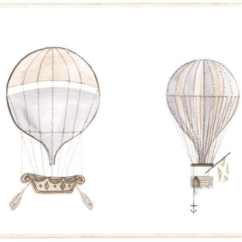 bordure kinderzimmer braun casadeco bord 252 re ballons grau braun jules julie bei
