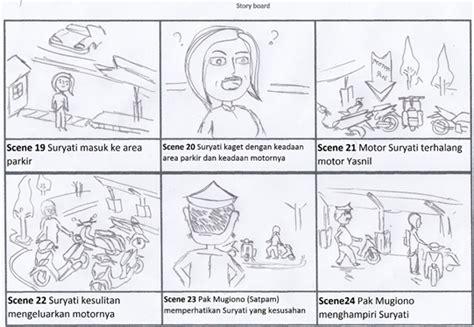 membuat storyboard yang baik contoh laporan pa ii yang baik dan benar by yasnil ilyas