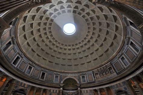pantheon cupola pantheon details il pantheon 232 il monumento romano