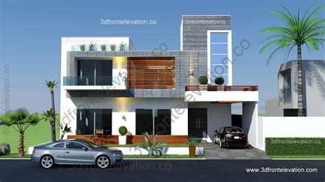 3d home design 7 marla 3d front elevation com 5 marlaz 8 marla 10 marla 12 marla