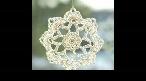 snowflake patterns youtube crochet snowflake patterns youtube