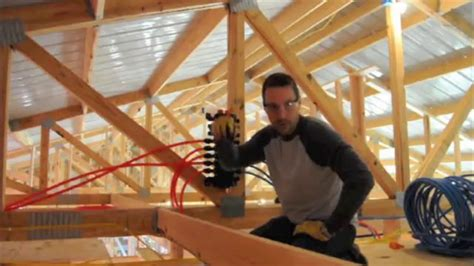 Best Way Plumbing by How To Install A Pex Tubing And Manifold System Diy Plumbing Tips