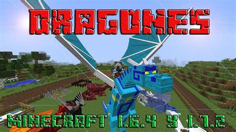 mod dragon city para minecraft dragones en minecraft review del mod dragon mount