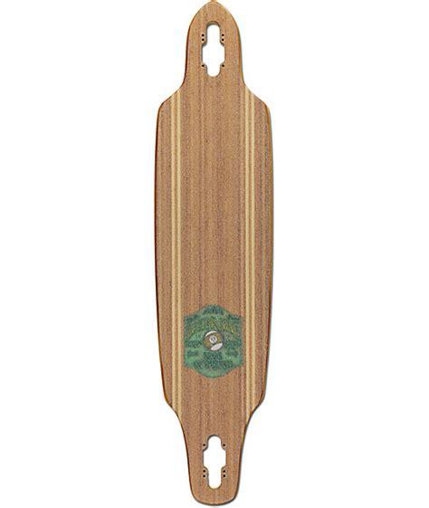 sector 9 drop through longboard decks sector 9 lookout 42 quot drop through longboard deck zumiez