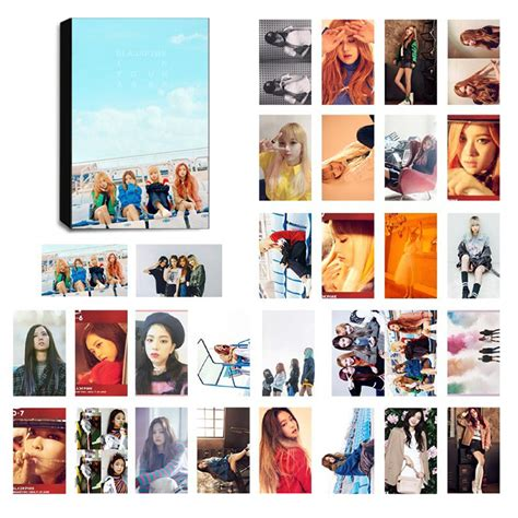 blackpink usa blackpink stay lomo photocard set kpop mall usa